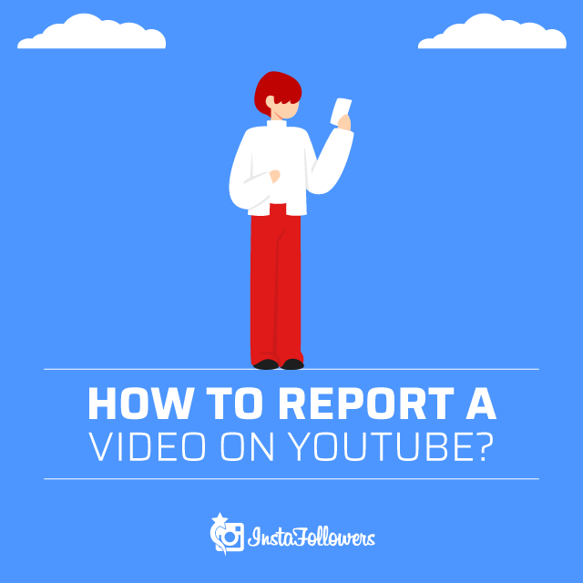 How to Report a Video on YouTube