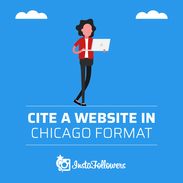 Cite a Website in Chicago
