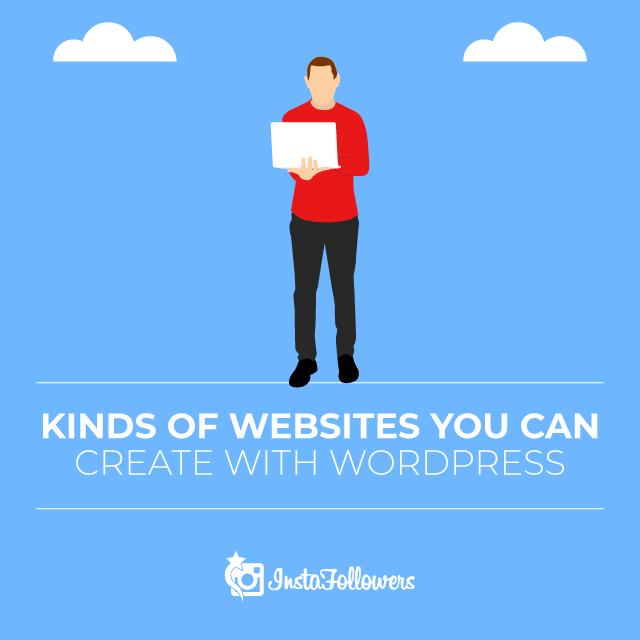 Create Websites With WordPress