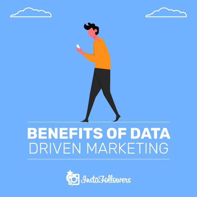 Dara-Driven Marketing Benefits