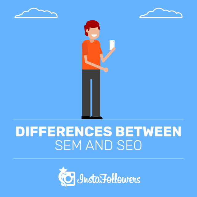 Differences Between SEM and SEO