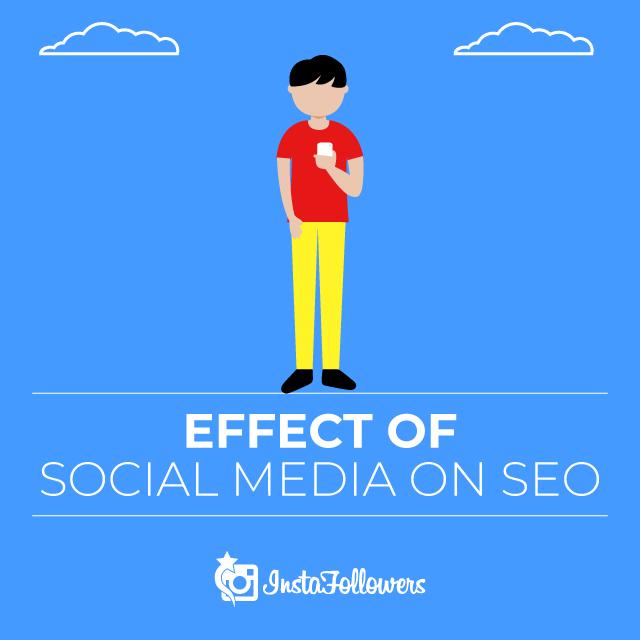 The Effect of Social Media on SEO