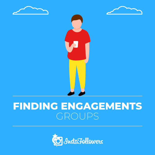 Find Engagement Groups on Instagram