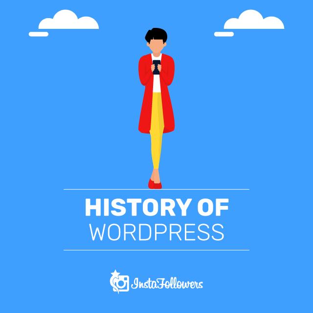 The History of WordPress
