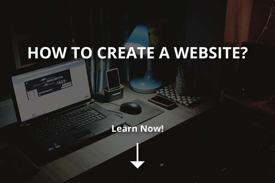 How to Create a Website? (Step by Step Guide)