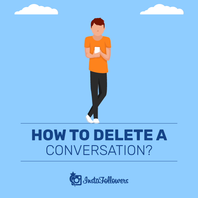 How to Delete a Conversation on Instagram