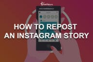 How to Repost an Instagram Story? (2020)