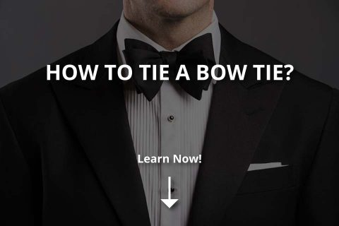 How to Tie A Bow Tie? (Step by Step Guide)