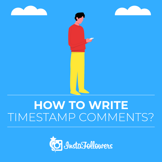 How to write Timestamp comments on YouTube