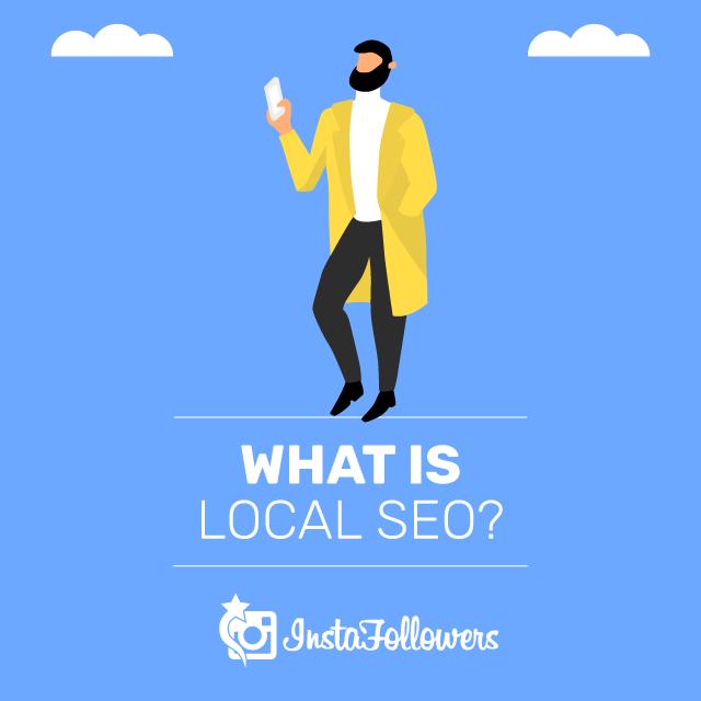 Local SEO for Local Searches