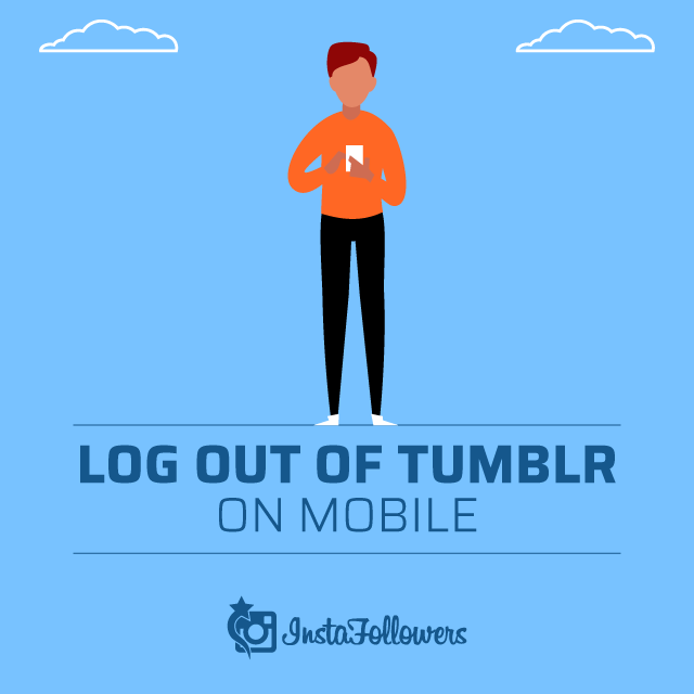 Log Out of Tumblr on Mobile