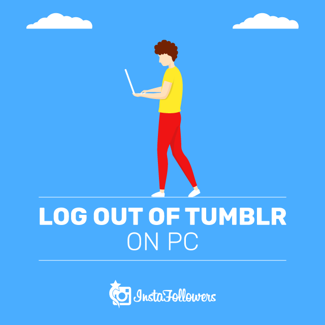 Log Out of Tumblr on Computer