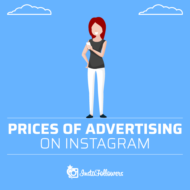 Instagram sponsored posts prices
