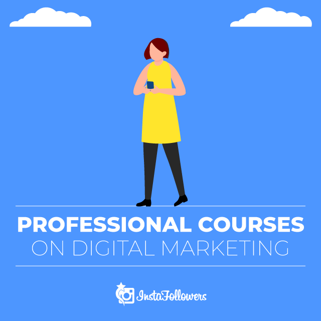 Professional Courses on Digital Marketing