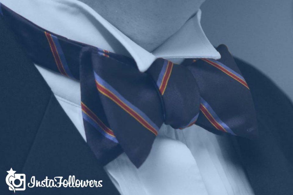 Steps to Tie A Bow Tie