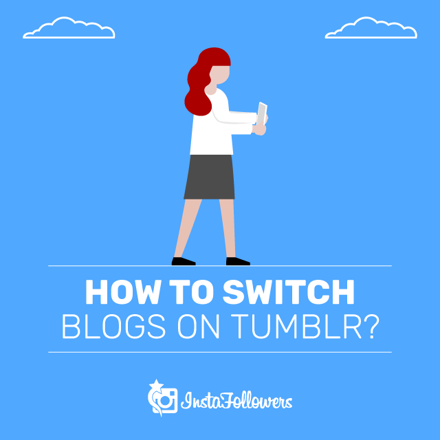 How to Switch Blogs on Tumblr
