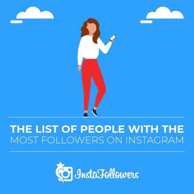 List of Most Popular Instagram Accounts