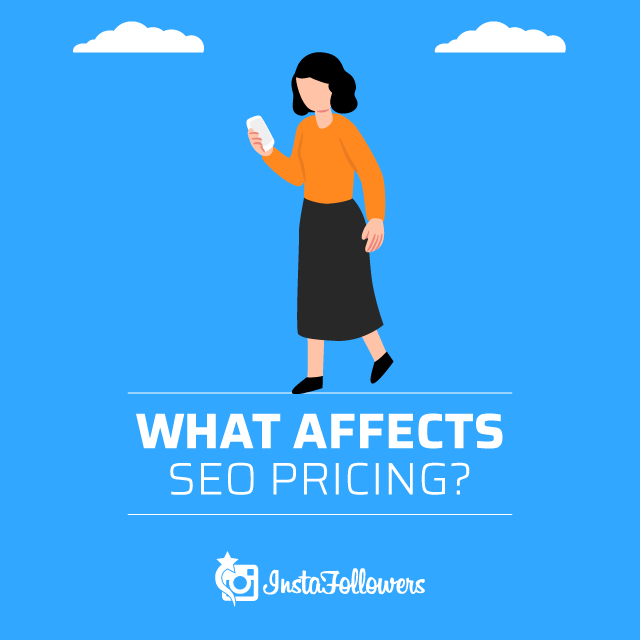 What Affects SEO Pricing