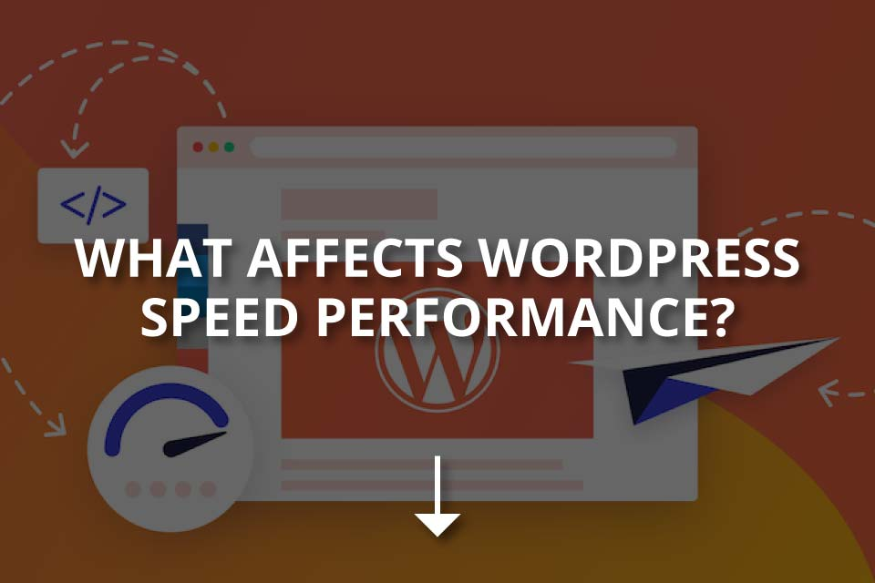 What Affects WordPress Speed Performance?