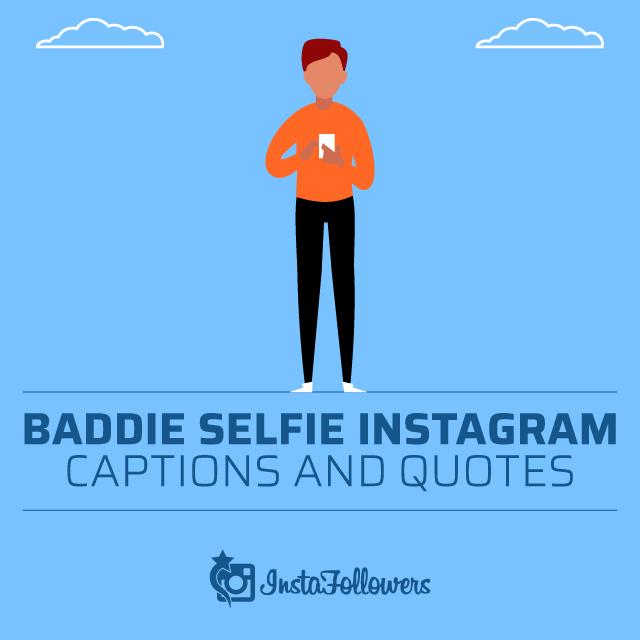 Baddie Selfie Captions