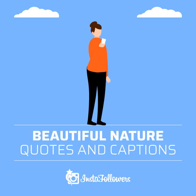 Beautiful Nature Quotes and Captions