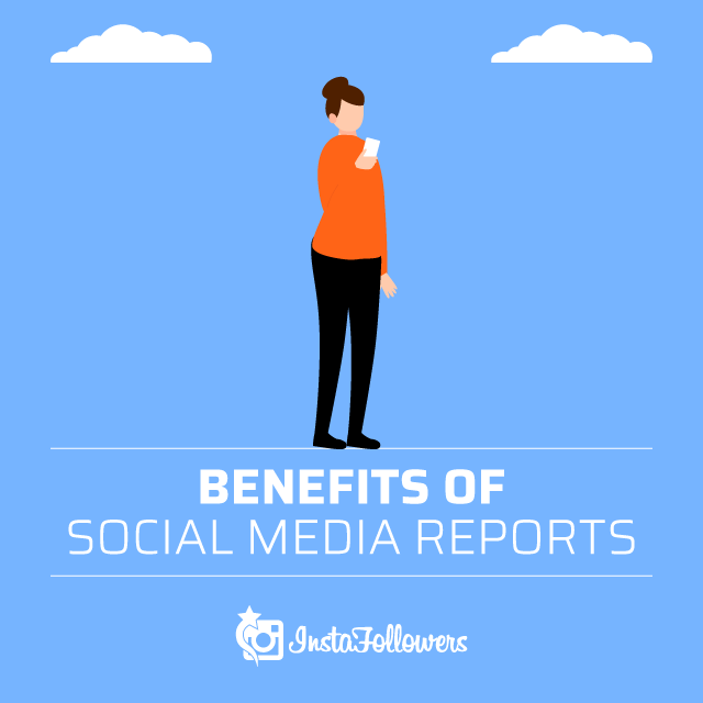 why should you have a social media report