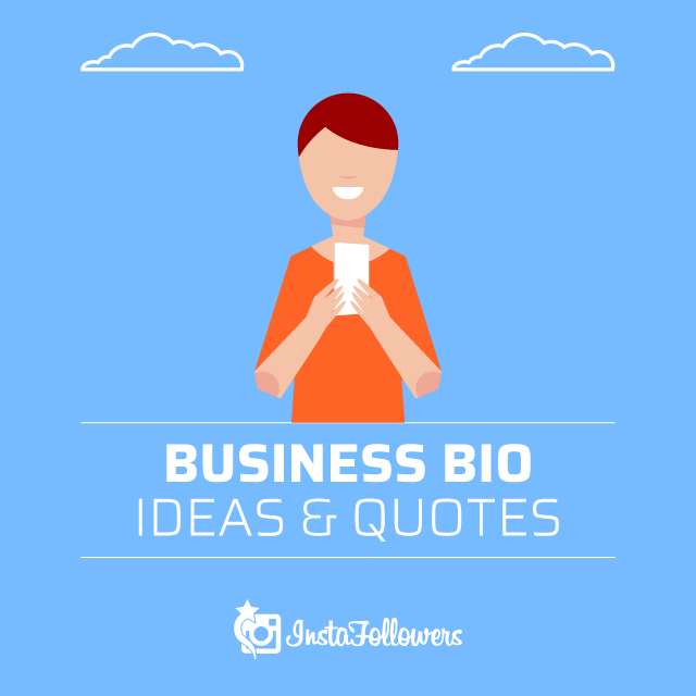 Instagram Bio Ideas & Quotes for Business