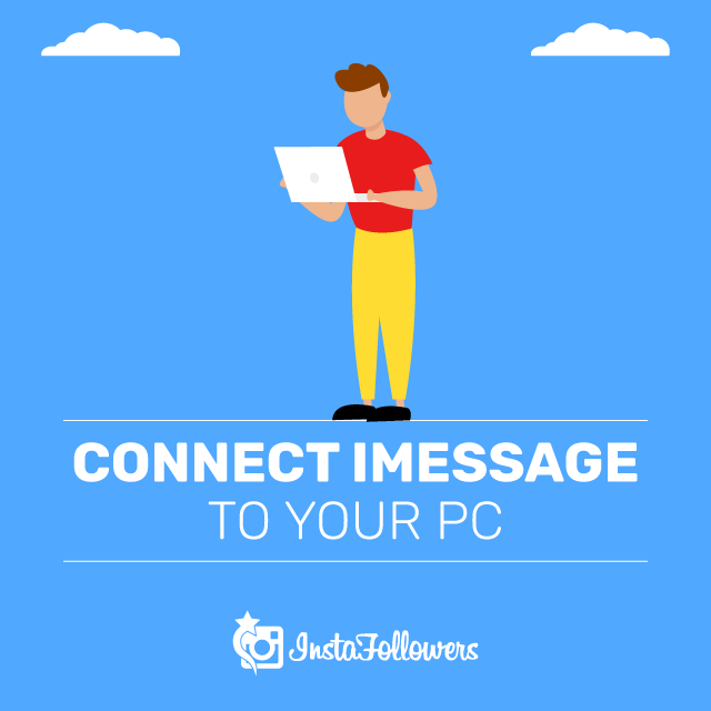 Connect iMessage to PC