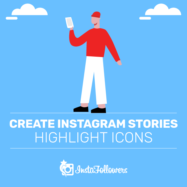 Create Instagram Stories Highlight Icons