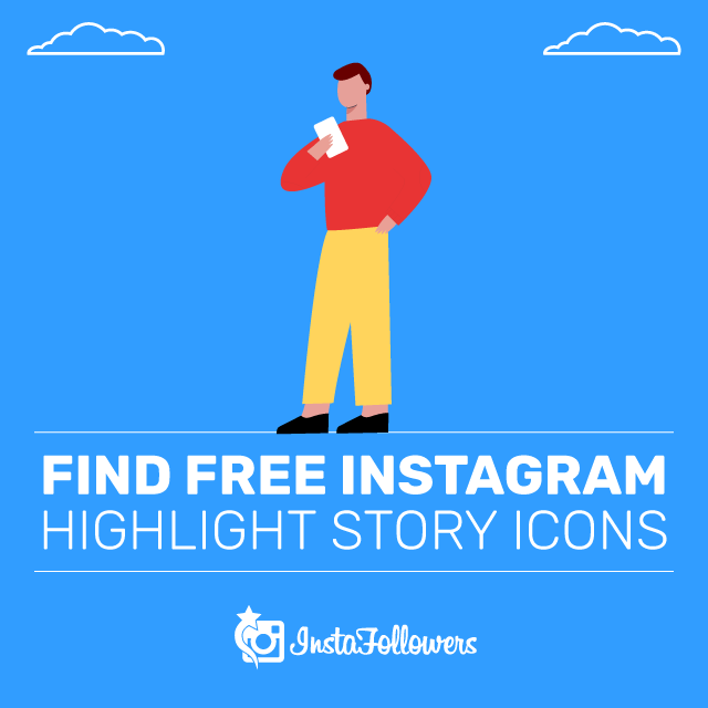 Find Free Instagram Highlight Story Icons