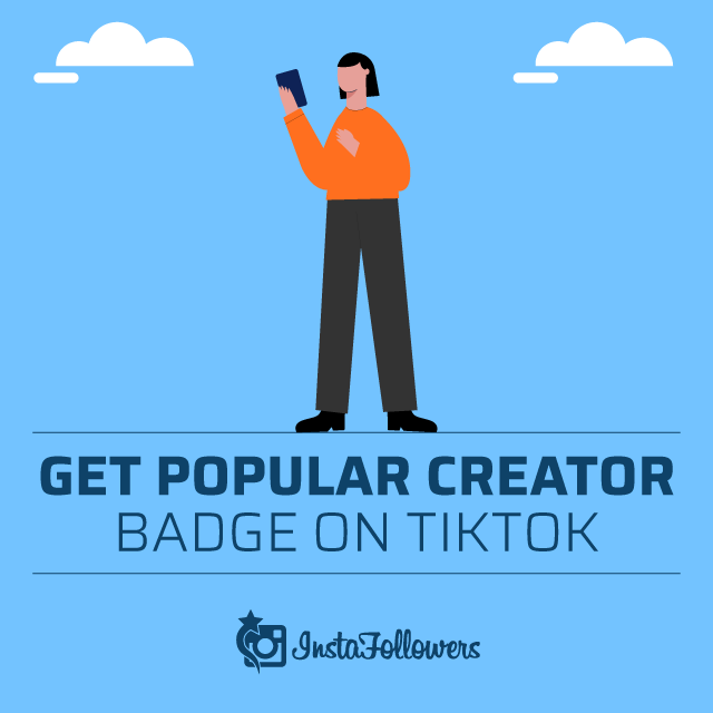 Get Popular Creator Badge on TikTok