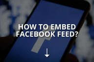 How to Embed Facebook Feed? (Buttons, Plugins, Posts)