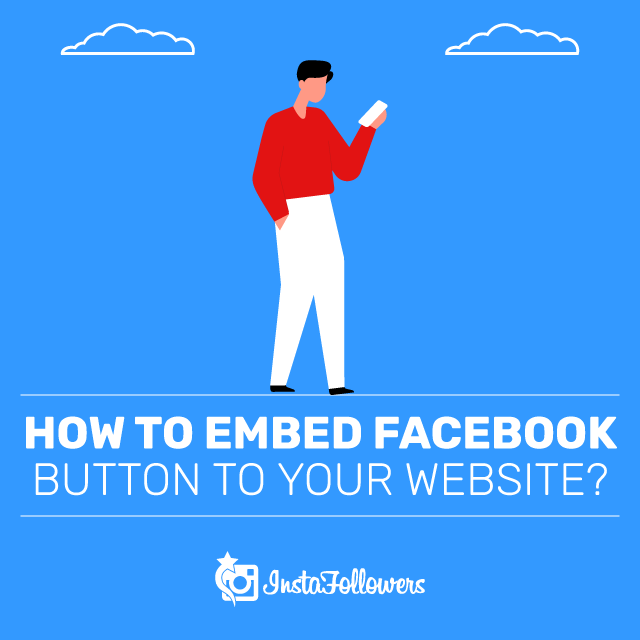 Embed Facebook Button to Your Website