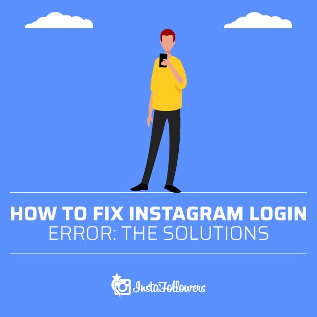 How to Fix Instagram Login Error Find Solutions