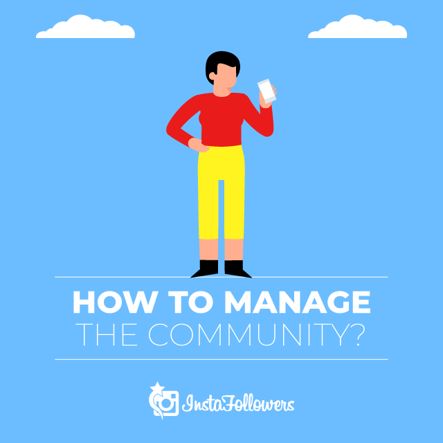 How to Manage the Community