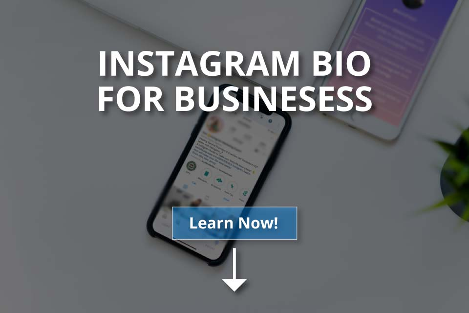 Instagram Bio for Business (Ideas & Tips)