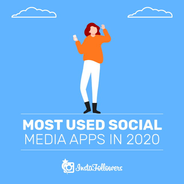 Most Used Social Media Apps in 2020