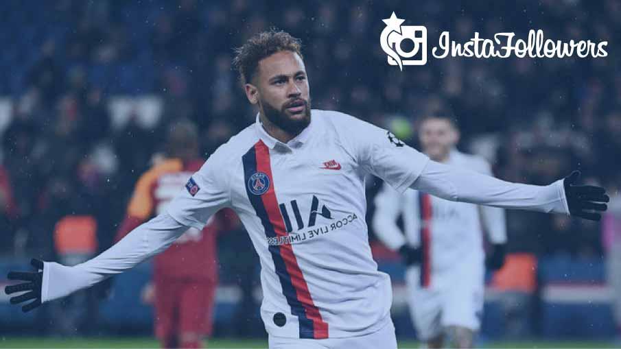 Neymar Instagram Followers