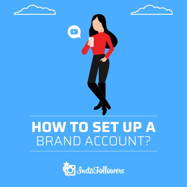 Create a YouTube Brand Account