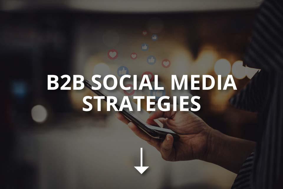 B2B Social Media Strategies (Tips & Ideas)