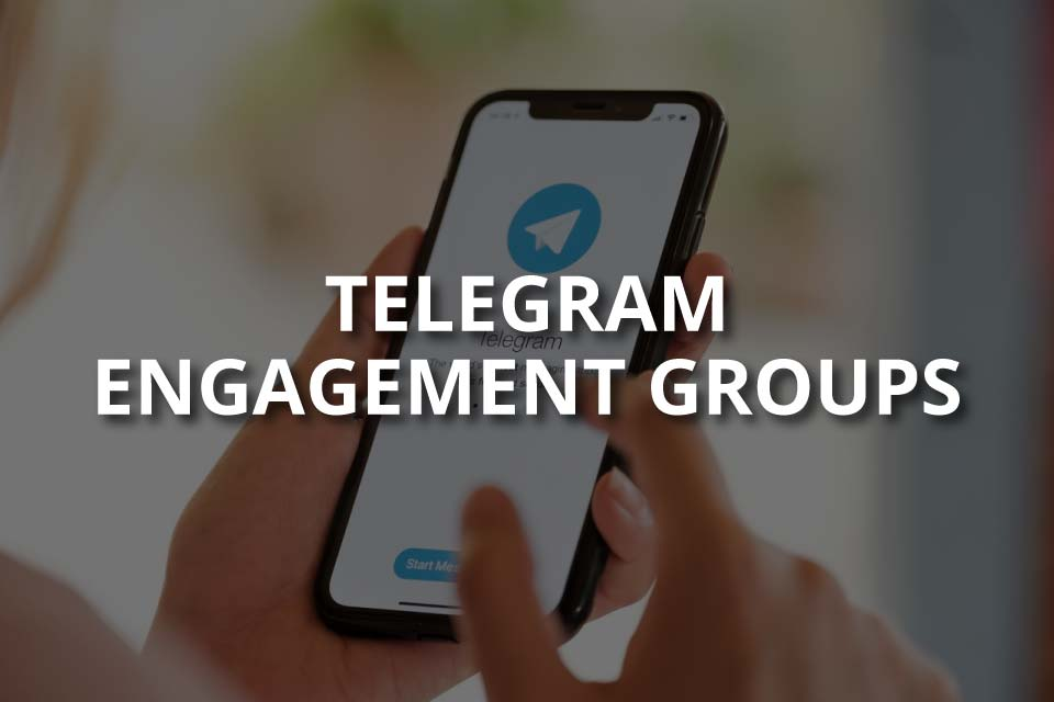 Telegram Engagement Groups: What Are They?