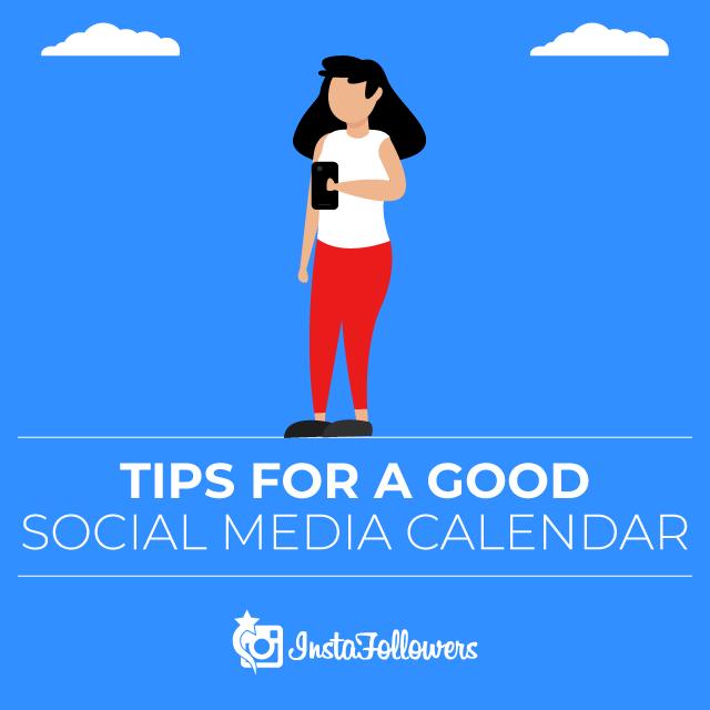 Tips for a Good Social Media Calendar