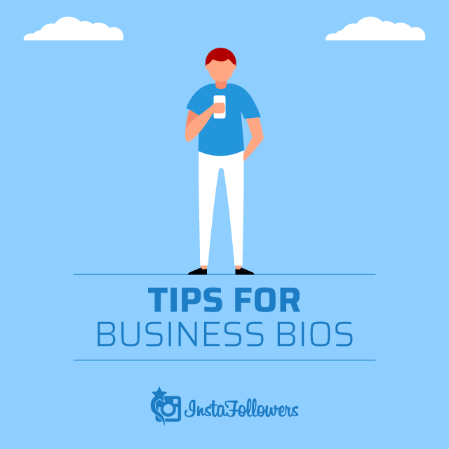 Tips for Business Bios