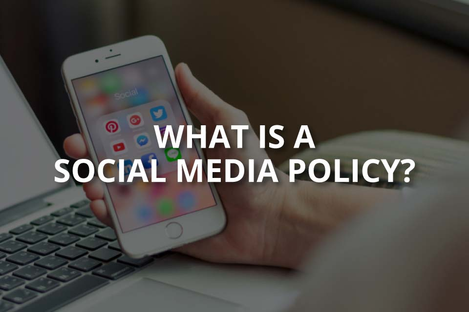 What Is a Social Media Policy? (How to Write One)