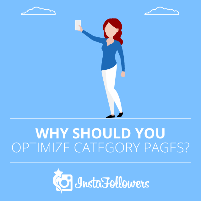why should you optimize category pages