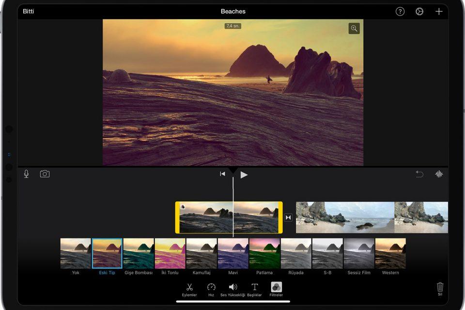 iMovie Video App