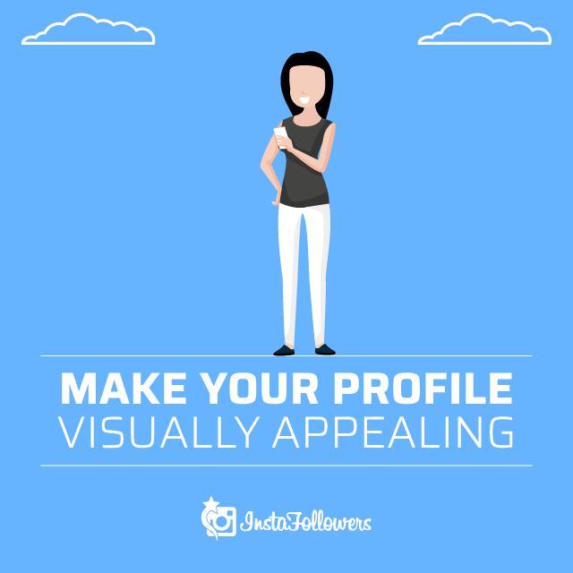 Visually Appealing Pinterest Profile