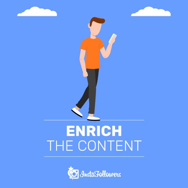 Enrich the Content