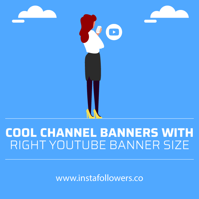 cool channel banners with right youtube banner size