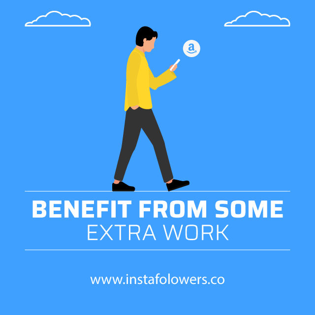 benefit from some extra work